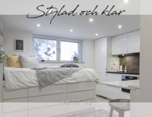 stylad lägenhet